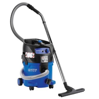 Nilfisk ATTIX Series wet and dry health and safety vacuum