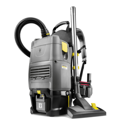 Karcher BV 5/1 battery operated backpack vacuum