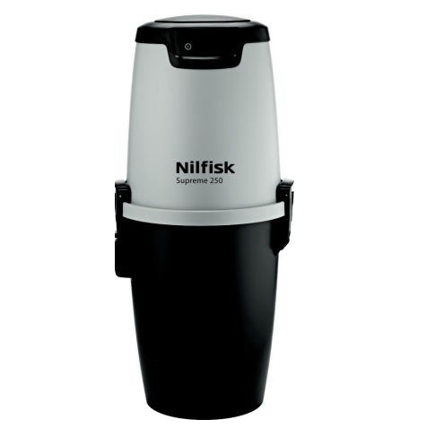 Nilfisk Supreme vacuum cleaners from pressure clean