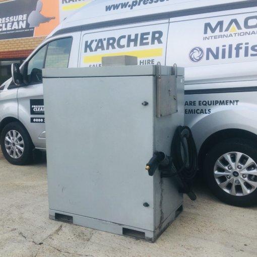second hand Karcher HDS-C 7/11 stationary pressure washer