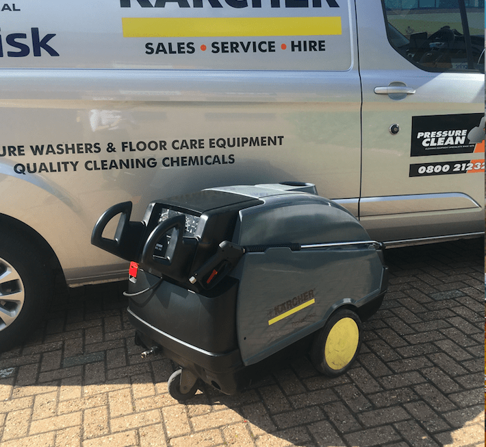 SECOND HAND MACHINES FROM PRESSURE CLEAN CRAWLEY