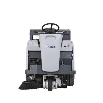 SW4000 nilfisk ride on sweeper image