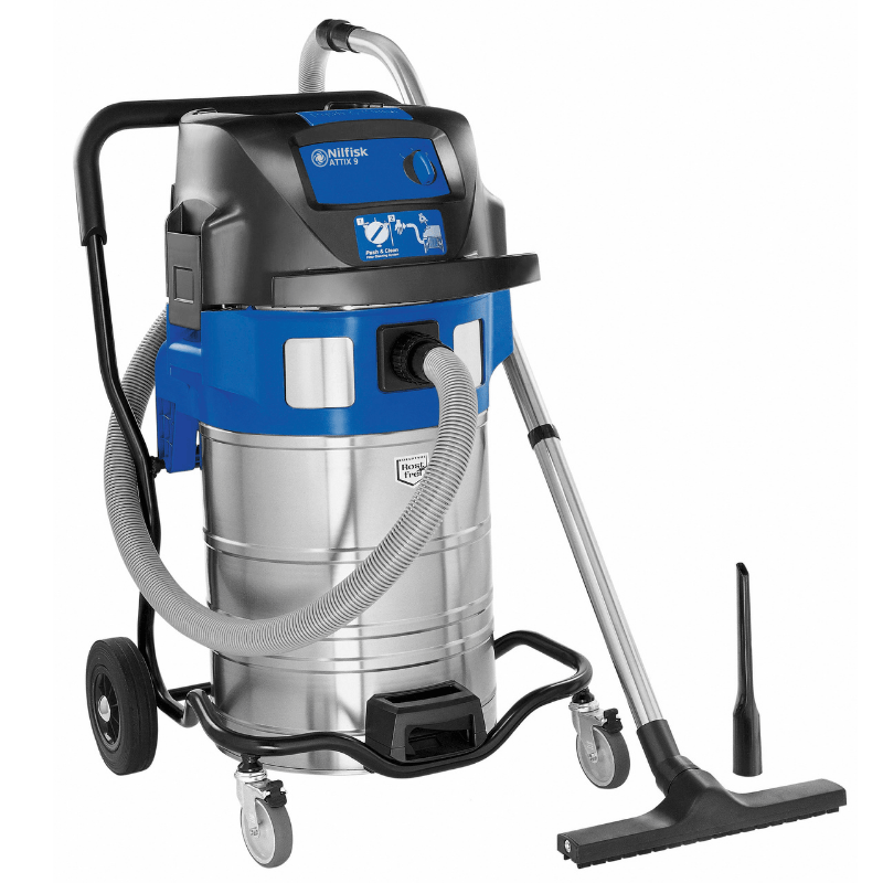 nILFISK aTTIX WET AND DRY VACUUM