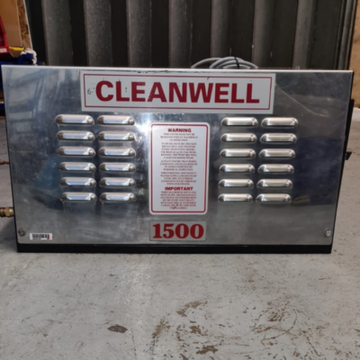 Cleanwell Cold water pressure washer