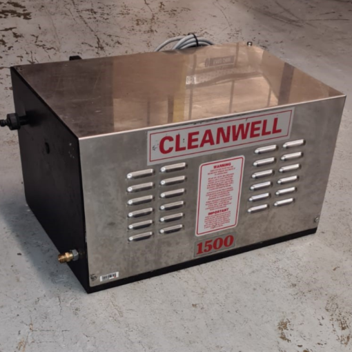Cleanwell Cold water pressure washer Side