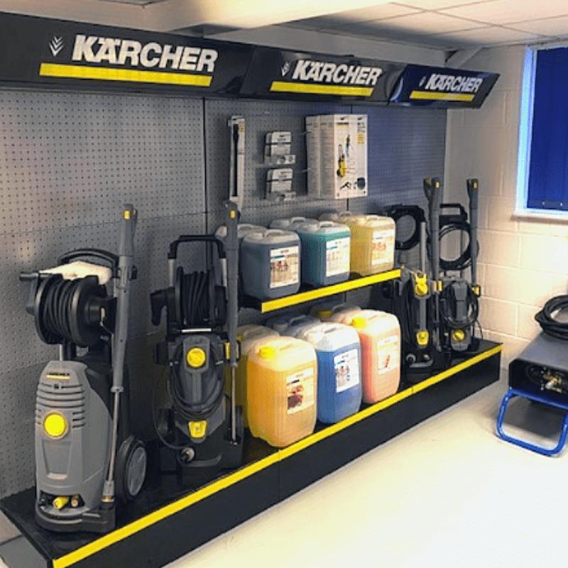 Showroom-Karcher-Uckfield