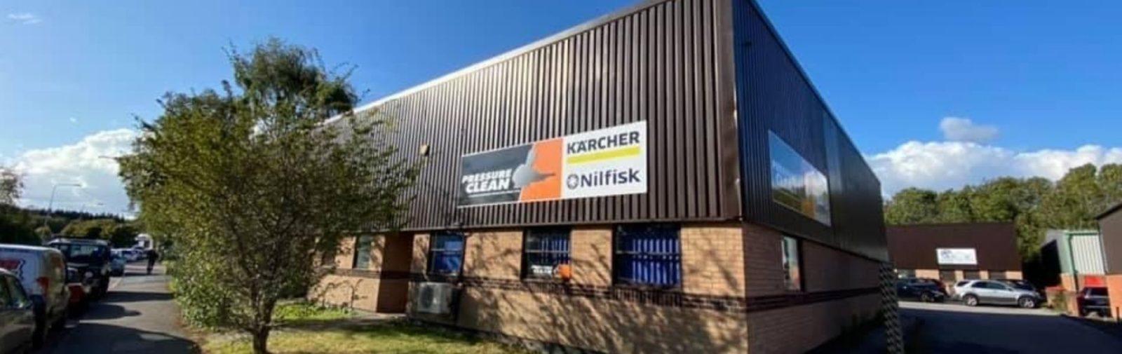 Exterior Pressure Clean Uckfield