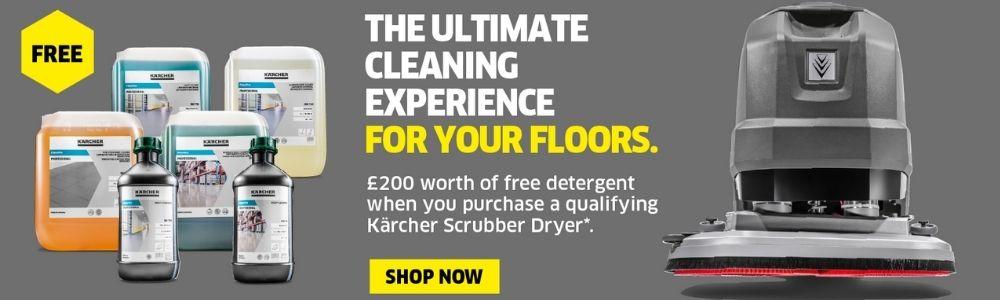 Karcher Scrubber Dryers HOME