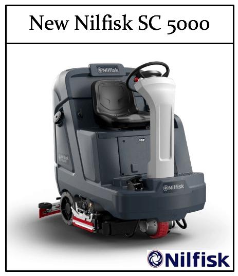 Nilfisk SC 5000 image pressure clean